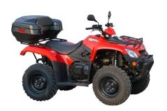 MXU 450 EFi-8