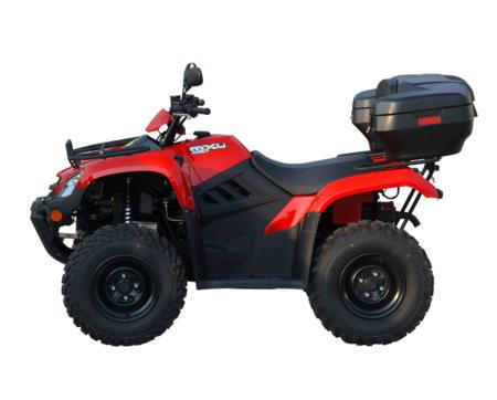 MXU 450 EFi