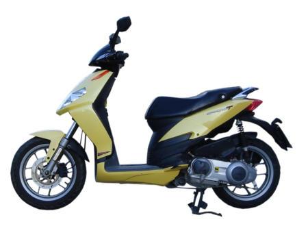 Sportcity One 125cc
